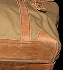 Pointer Bag Short Weekender green olive tan