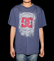 DC Kids T-Shirt Ego blue indigo