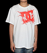 DC Kids T-Shirt Splish white
