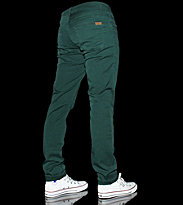 Carhartt Riot Pant Wichita green conifer craft washed