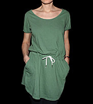 Revolution W Dress Tilde green army