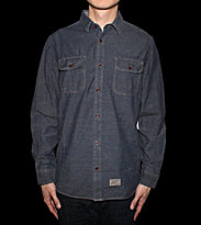 Vans Shirt Stockton blue indigo