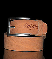 Safari Belt The Skin brown