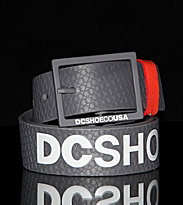 DC Belt Crunderman grey pewter