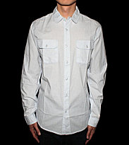 Analog Shirt Essex white optic white