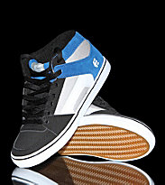 Etnies Kids Shoes RVM Vulc black/grey/blue