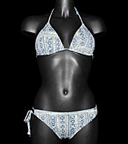 Insight W Bikini Goa blue china