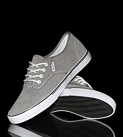 Gravis Shoes Slymz Suede grey frost