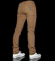 Obey Jeans Juvee brown tobacco