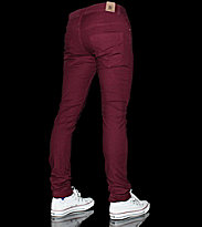 Insight Jeans City Riot red merlot