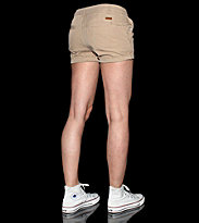 Carhartt W Shorts Privileg beige horn craft washed