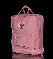 Fjallraven Backpack Kanken pink
