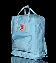 Fjallraven Backpack Kanken blue light