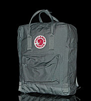 Fjallraven Backpack Kanken green frost