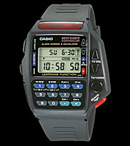 Casio Watch CMD-40 black