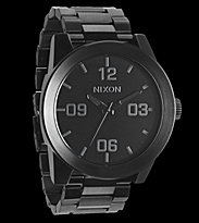 Nixon Watch The Corporal SS black all black