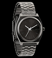 Nixon Watch The Time Teller grey all gunmetal