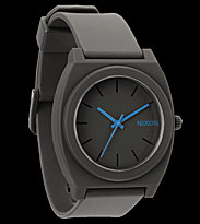 Nixon Watch The Time Teller P black matte drab