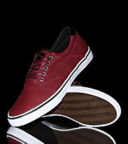 Gravis Shoes Filter LX red port wax