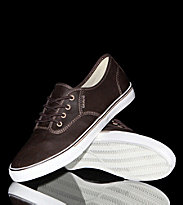 Gravis Shoes Slymz Wax brown bracken