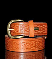 Elemen W Belt Indi brown carmel