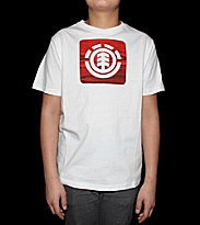 Element Kids T-Shirt Ferocity white