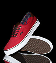 Vans Shoes Era 59 red chillip pepper