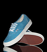 Vans Shoes Authentic SLIM blue hawaii
