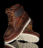 Element Shoes Hampton brown cooper