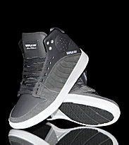 Supra Shoes S1W grey suede