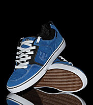 Etnies Kids Shoes Sheckler 6 blue/black/white