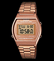 Casio Watch B640WC-5A pink/pink