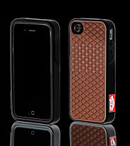 Vans iPhone 4 Case black
