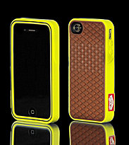 Vans iPhone 4 Case yellow