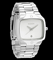 Nixon Watch The Player silver