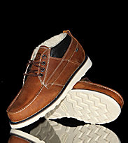 Element Shoes Hampton Vibram brown