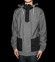 Wesc Shirt Hovard grey black