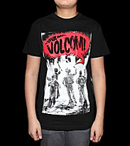 Volcom Kids T-Shirt Youth Squad black