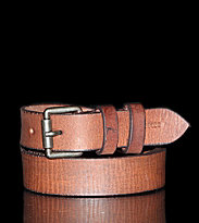Revolution Belt Skinny brown