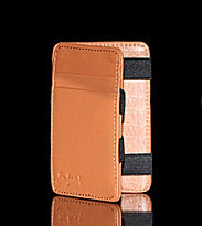 Safari Wallet The Smart brown camel