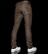Krew Jeans K Skinny brown raw
