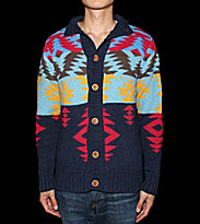 Revolution Cardigan Indy blue