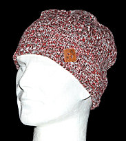Revolution Beanie red brown