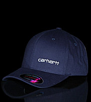 Carhartt Flexfit Cap Trucker blue navy/white