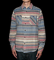 Element Shirt Cornwall multicolor natural