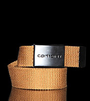 Carhartt Clip Belt brown carhartt/black