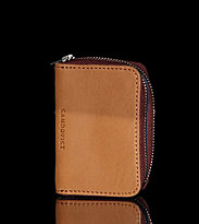 Sandqvist Wallet Vilgot brown tan
