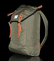 Sandqvist Backpack Hans green