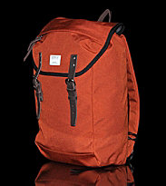 Sandqvist Backpack Hans red