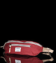 Sandqvist Hip Pack Kare red pale